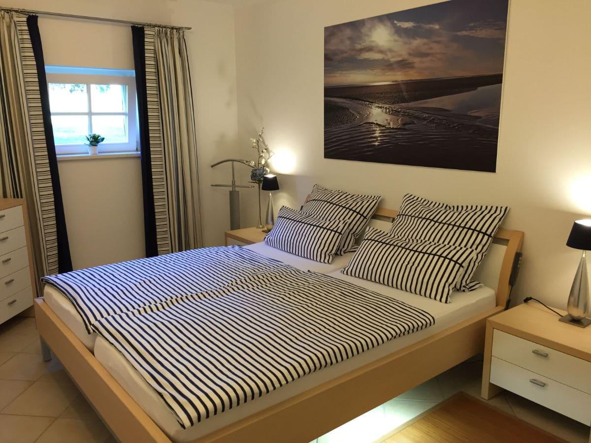 Ferienwohnung aus Cuxhaven - Holte Spangen - Schlafzimmer