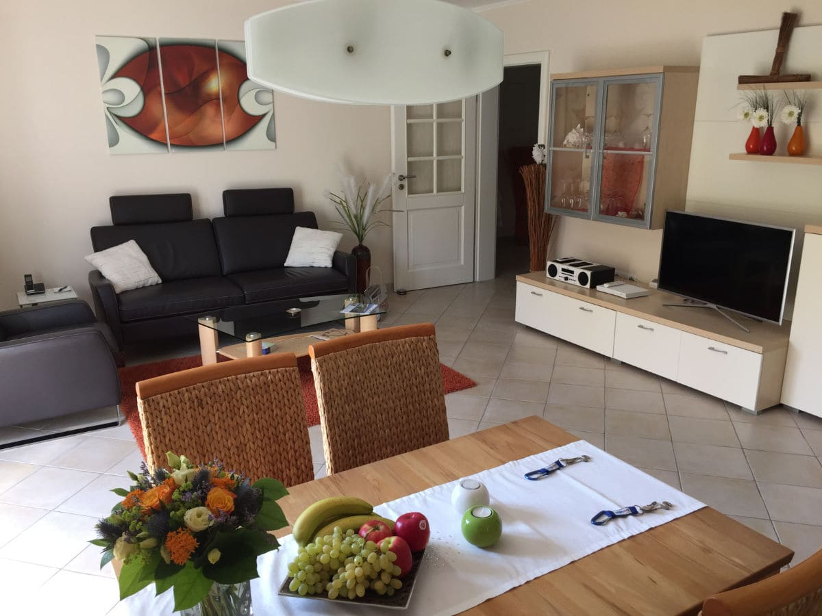 Ferienwohnung aus Cuxhaven - Holte Spangen - Wohnbereich